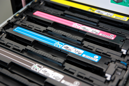 Ink Cartridges of color laser multifunction printer